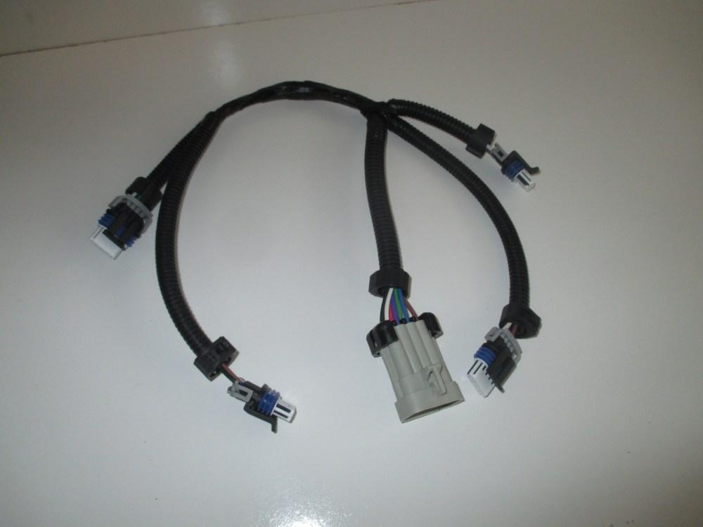 medium resolution of set of 2 gm ignition coil harnesses lq9 lq4 ls2 ls7 lsx d585 d581