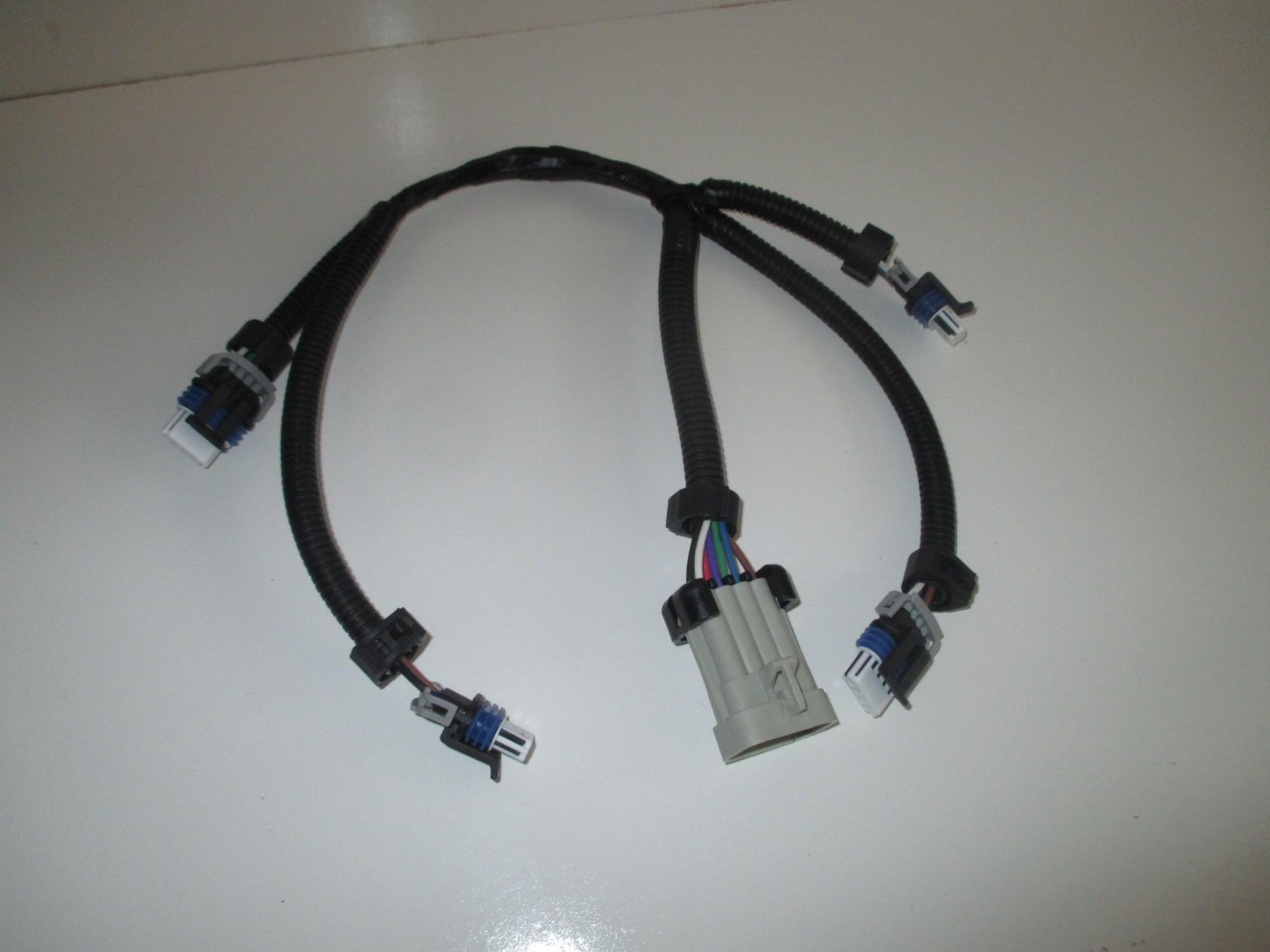 hight resolution of set of 2 gm ignition coil harnesses lq9 lq4 ls2 ls7 lsx d585 d581