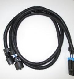 side mount knock sensor adapter harness  [ 2048 x 1536 Pixel ]