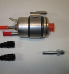 ls1 fuel filter regulator kit engine swap for returnless fuel railsls1 fuel filter regulator kit engine [ 2048 x 1536 Pixel ]