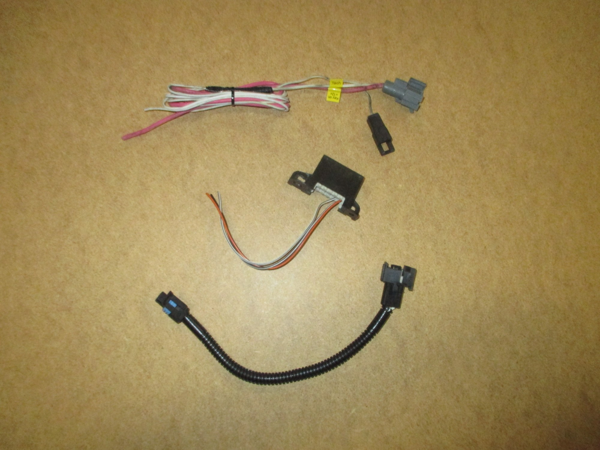 hight resolution of tbi fuel injection swap harnesses various configurations gm efi