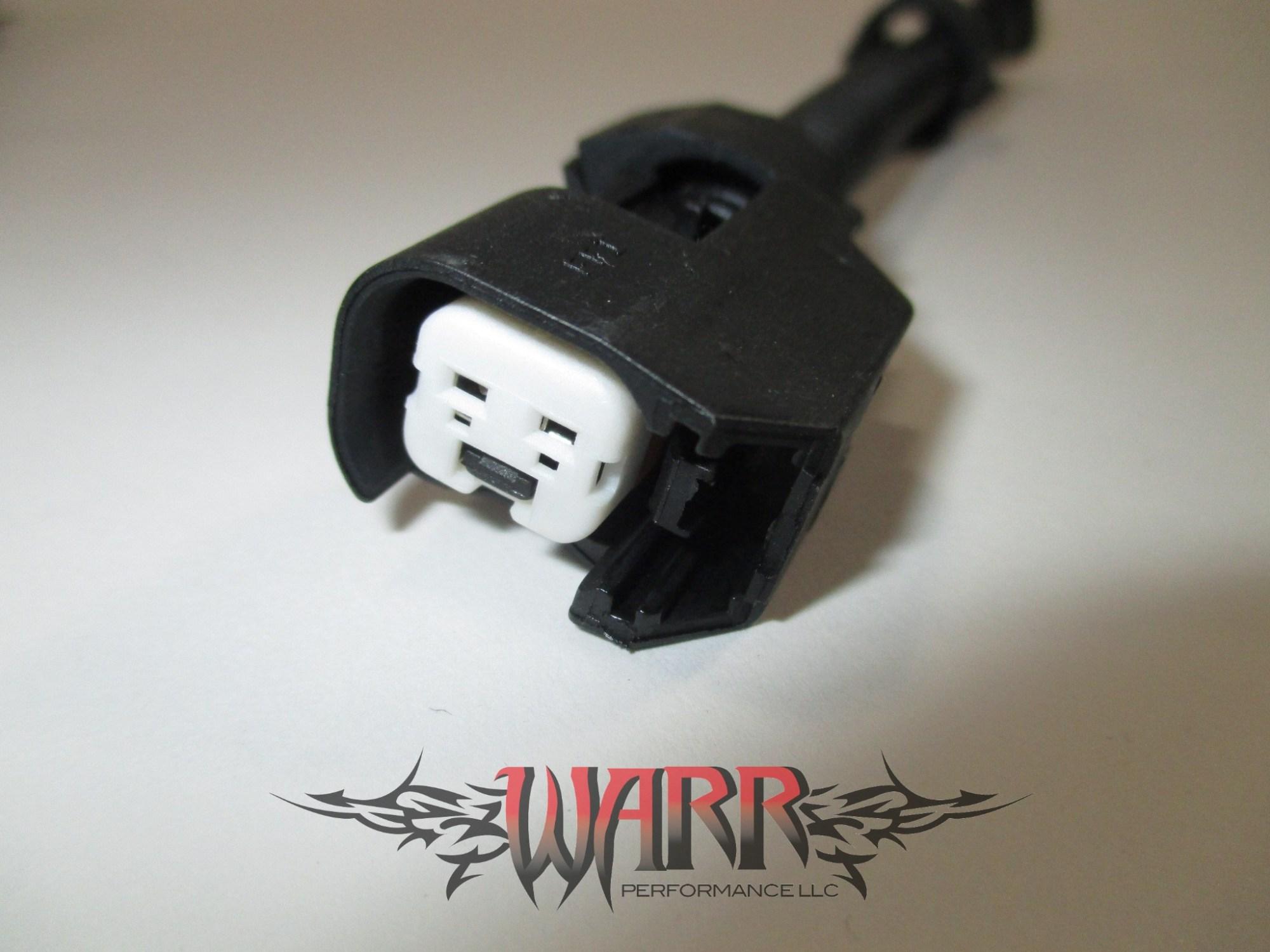 hight resolution of multec mini delphi wire harness to ls2 ls3 ls7 ev6 injector adapters