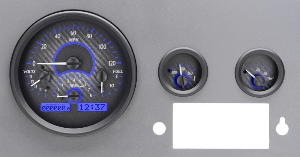 medium resolution of dakota digital gauges for jeep cj 1955 86 vhx 55j