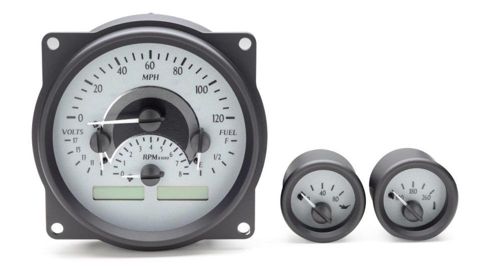 medium resolution of dakota digital gauges for jeep cj