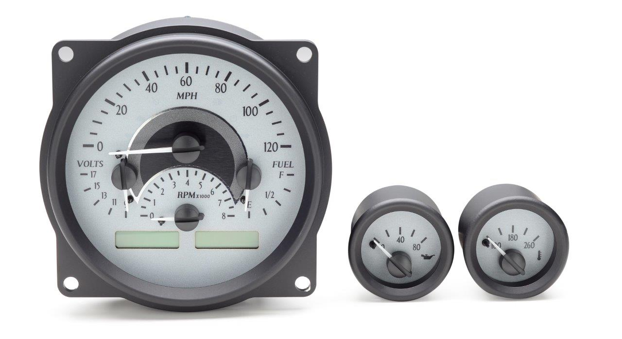 hight resolution of dakota digital gauges for jeep cj
