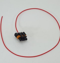 ls 4 pin style alternator pigtail 22 single wire  [ 3264 x 2448 Pixel ]