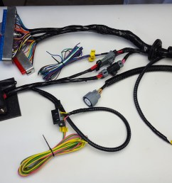ls wire harness gen 3 drive by cable 4l60e truck injectors warr performance [ 3264 x 1836 Pixel ]