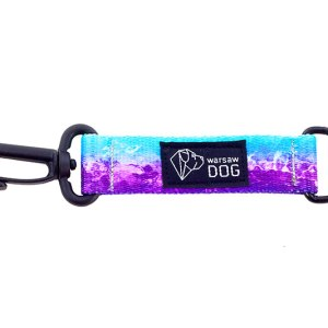 Breloczek do kluczy, kolekcja Aqua Violet