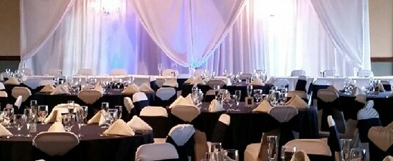 renting tables and chairs for wedding ergonomic rocking warsaw party rental chair table