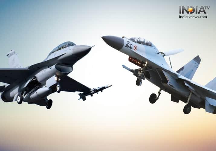 Prvý známy letecký súboj dvoch titánov F-16 versus SU-30 !!! Kto bol víťazom?