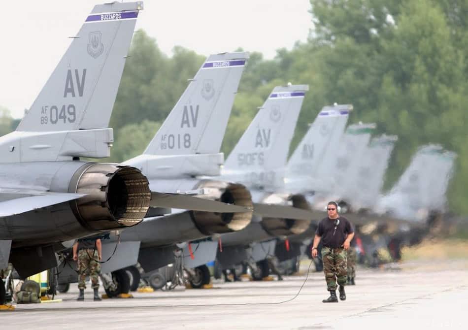 Nečakané drsné rozhodnutie koalície nemodernizovať vojenské letiská na Slovensku –  alebo zvolebnieva sa ??