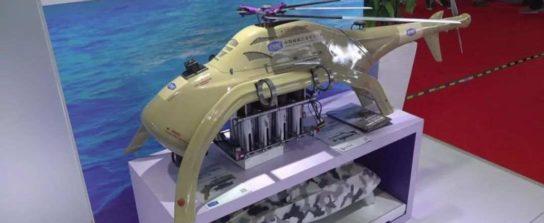 """VIDEO: ČÍNA VYRÁBA DRON-VRTUĽNÍK VYZBROJENÝ MINOMETNÝMI GRANÁTMI NA  """"PROTITERRORISTICKÉ OPERÁCIE"""""""""""