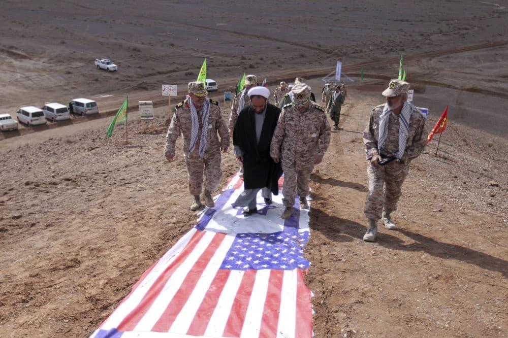 Obrázok dňa ktorý hovorí za všetko – Iran vs USA vs Izrael