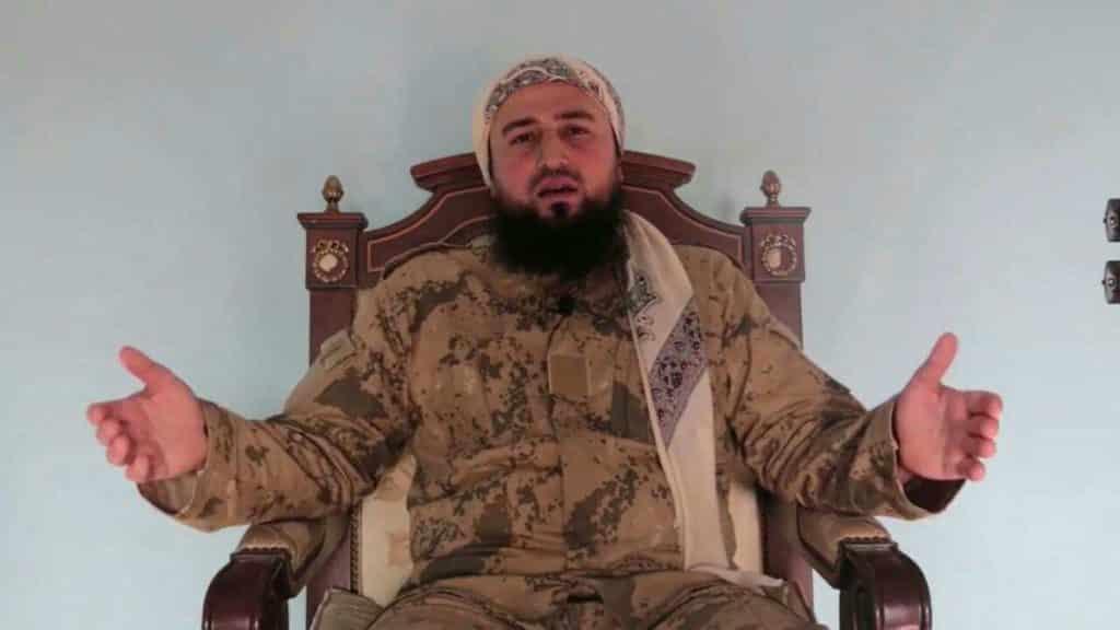"""Poľný veliteľ Umiernených Terroristov v Sýrii """"neplatia nám platy končím""""."""