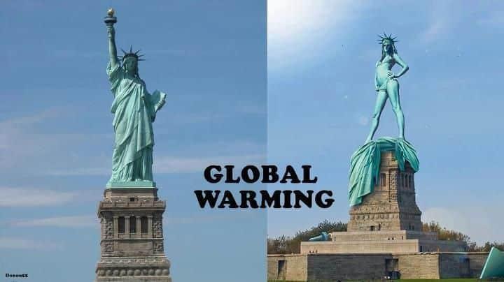 Podvod globálneho otepľovania – FAKTY A GRAFY BEZ PROPAGANDY -foto-video-