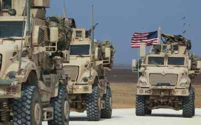 Vykrádanie sýrskej ropy a strategické ciele Washingtonu.