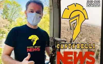 Casus Belli NEWS 09 – Korona vs ceny ropy, Korona vs civilné letectvo, Novinky z bojových polí…