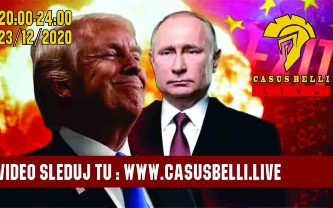 Casus Belli 109 – Turecký multikulturalizmus v praxi pokračovanie, Transhumanizmus, Aktuálne udalosti a novinky zo sveta a konfliktov, Historicke okienko…