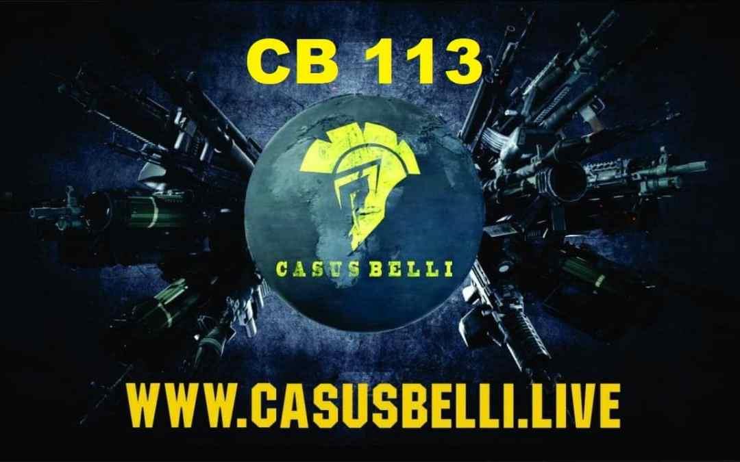 Casus Belli 113 – Sloboda slova na Internete, Aktualitky a novinky, Historický vývoj ponorky časť 3 …