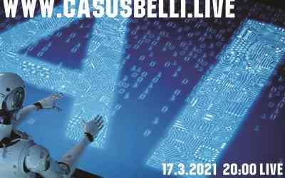 Casus Belli 116 – EU vojenska koncepcia, AI Umela inteligencia diel 2, Radary a fotonika diel 1, Novinky…