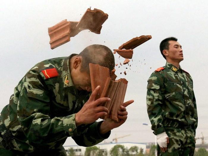 Иллюстрация №7 Тренировка сил специального назначения в Чанчуне, провинция Гирин (http://inosmi.ru)