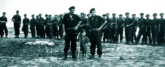 «Чёрные тигры» Первой Индокитайской войны (http://cdojaubert.canalblog.com)
