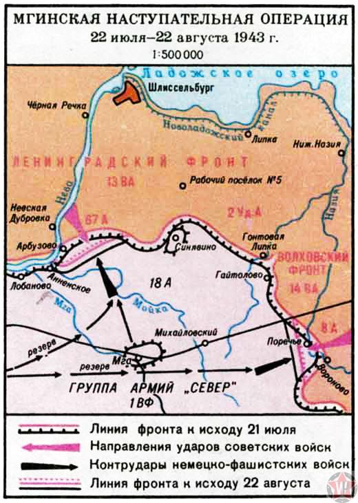 Карта курской битвы 1943 г решу егэ