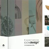 London 100%Design catalog