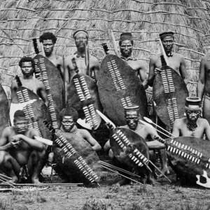 Zulu Wars 1880 - 1890