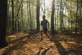 biegać rano