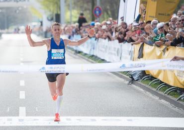 Leipzig marathon 2017