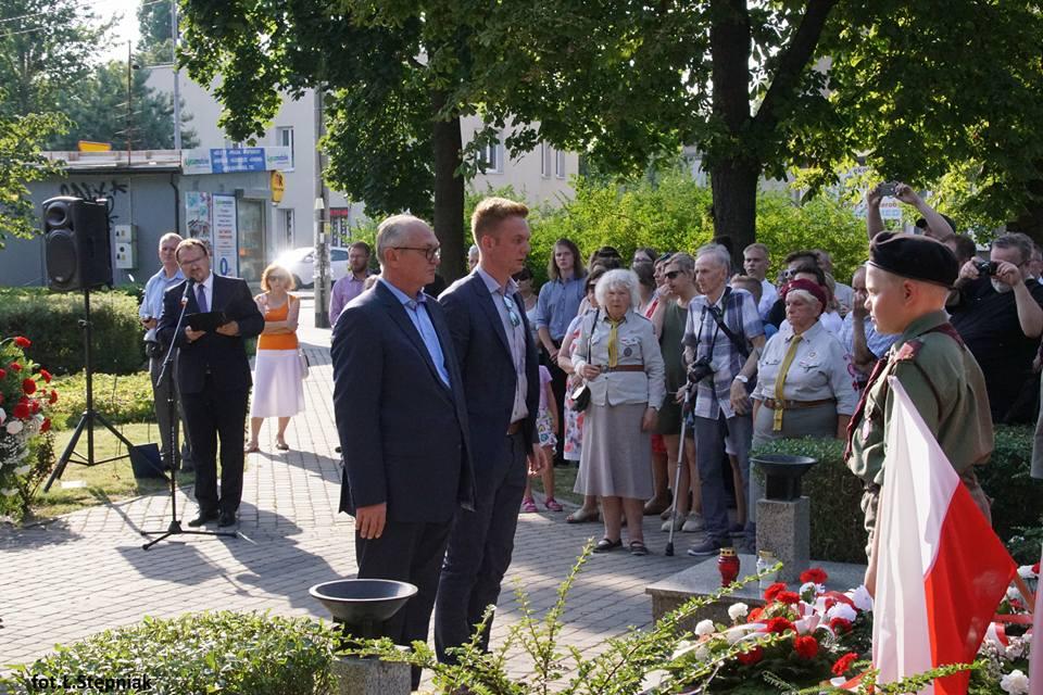 73. Rocznica Powstania Warszawskiego – obchody w Ursusie