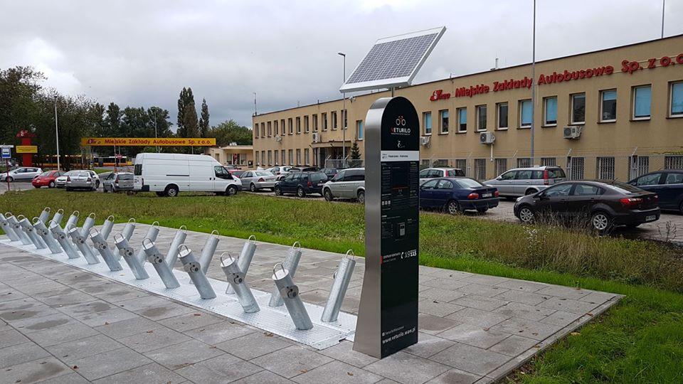 Miejskie rowery z impetem wjeżdżają do Włoch
