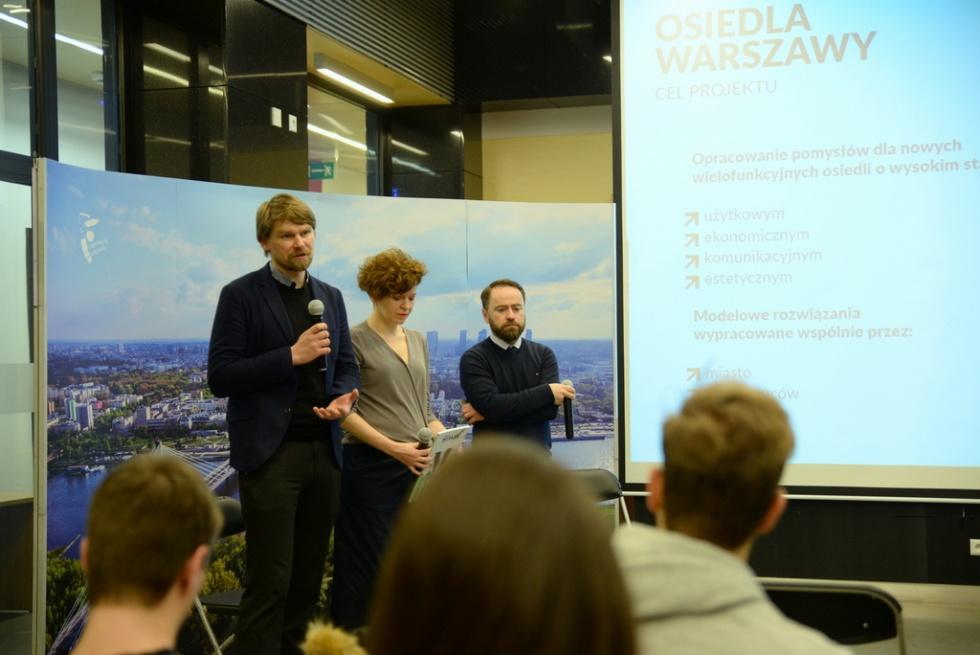 Miejski projekt na Białołęce wbrew jej władzom?