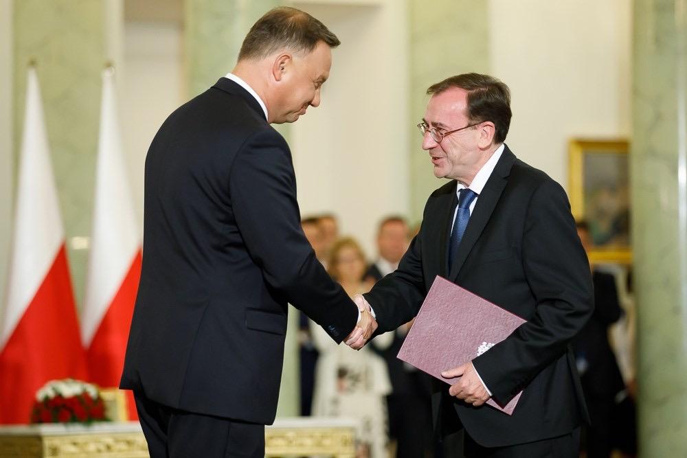 Mariusz Kamiński powołany na szefa MSWiA