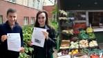 Radni dzielnicy Wola walczą o lokalny warzywniak