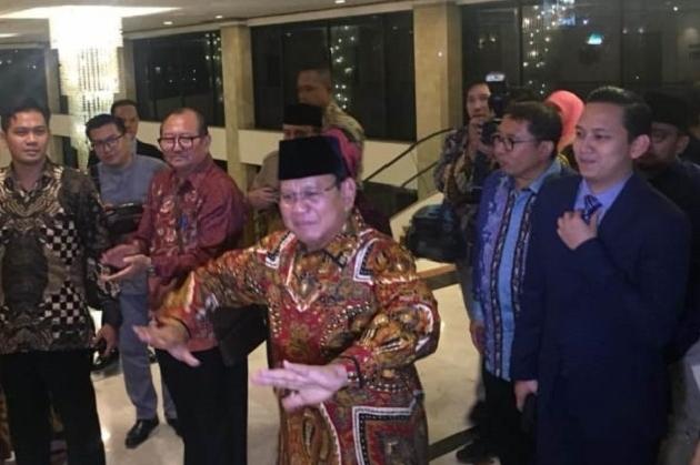 Seandainya Kalah Pilpres, Prabowo Menjadi Satu-satunya Orang Indonesia Yang…