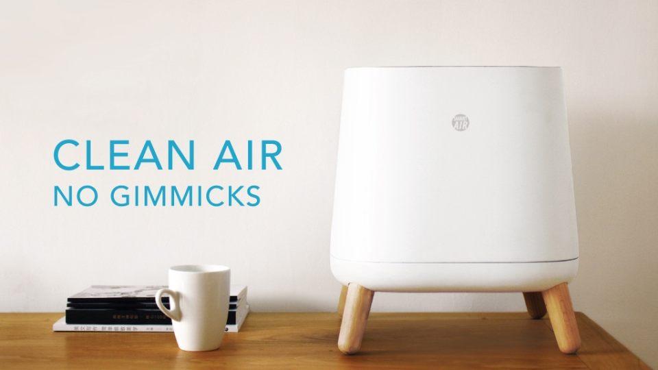 Kisah Unik Thomas Talhelm Mendirikan Perusahaan Pembersih Udara DIY