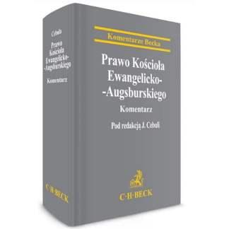 Prawo Kościoła Ewangelicko-Augsburskiego. Komentar-4888