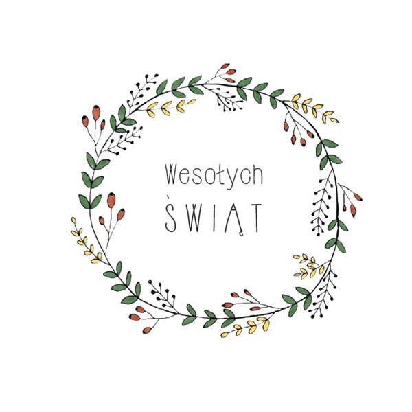 Kartka świąteczna WARTO-5113
