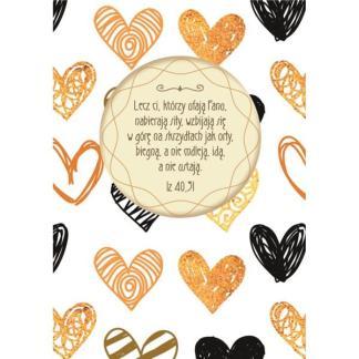 Mój dziennik - złote serca