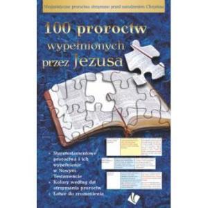 100 proroctw wypełnionych przez Jezusa