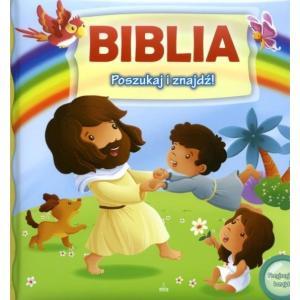 Biblia. Poszukaj i znajdź