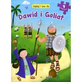 Dawid i Goliat. Czytaj i baw się