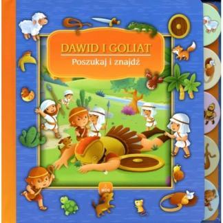 Dawid i Goliat. Poszukaj i znajdź