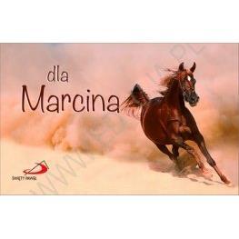 Imiona. Dla Marcina