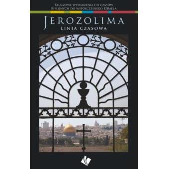 Jerozolima - linia czasowa