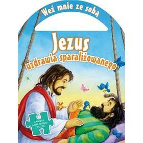 Jezus uzdrawia sparaliżowanego