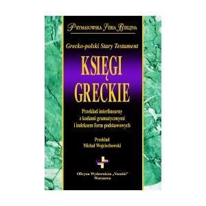 Księgi Greckie - grecko-polski Stary Testament