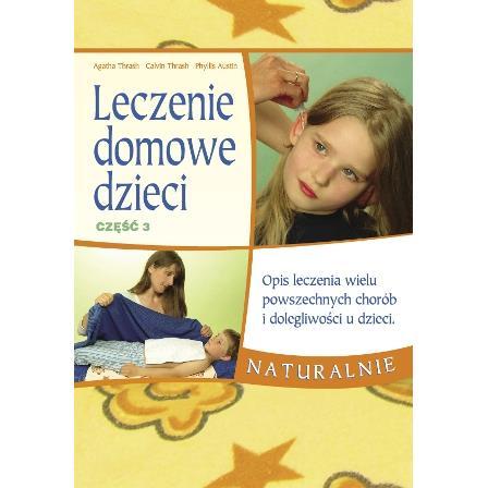 Leczenie domowe dzieci cz.3